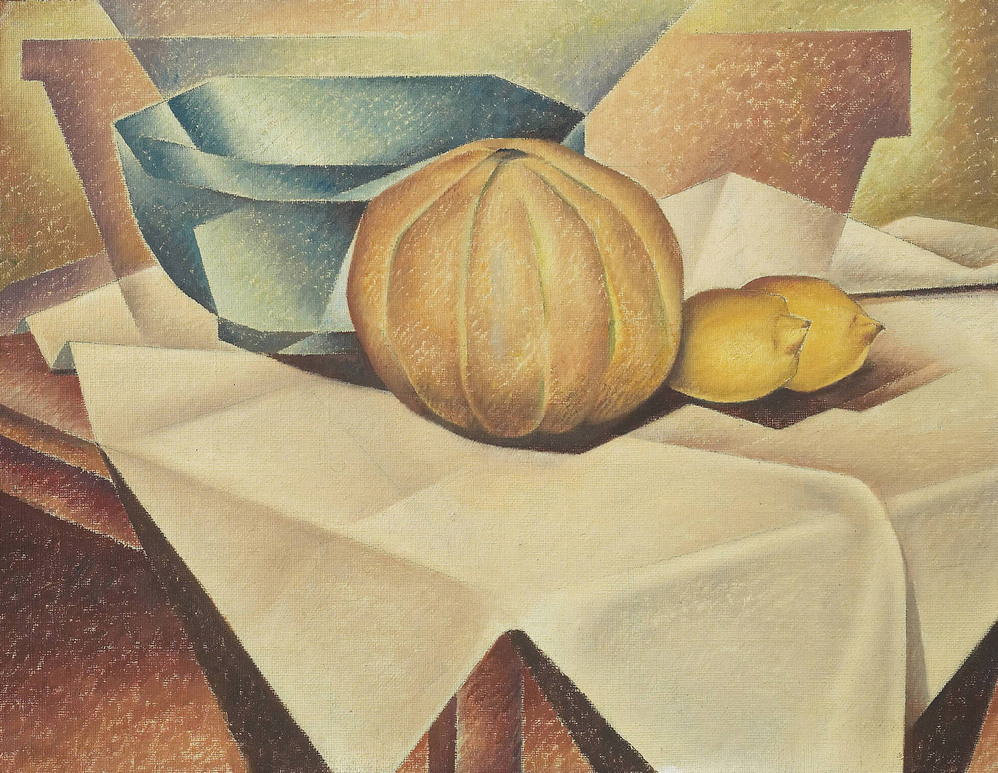 Bertram Brooker,  Still Life with Lemons, c.1936