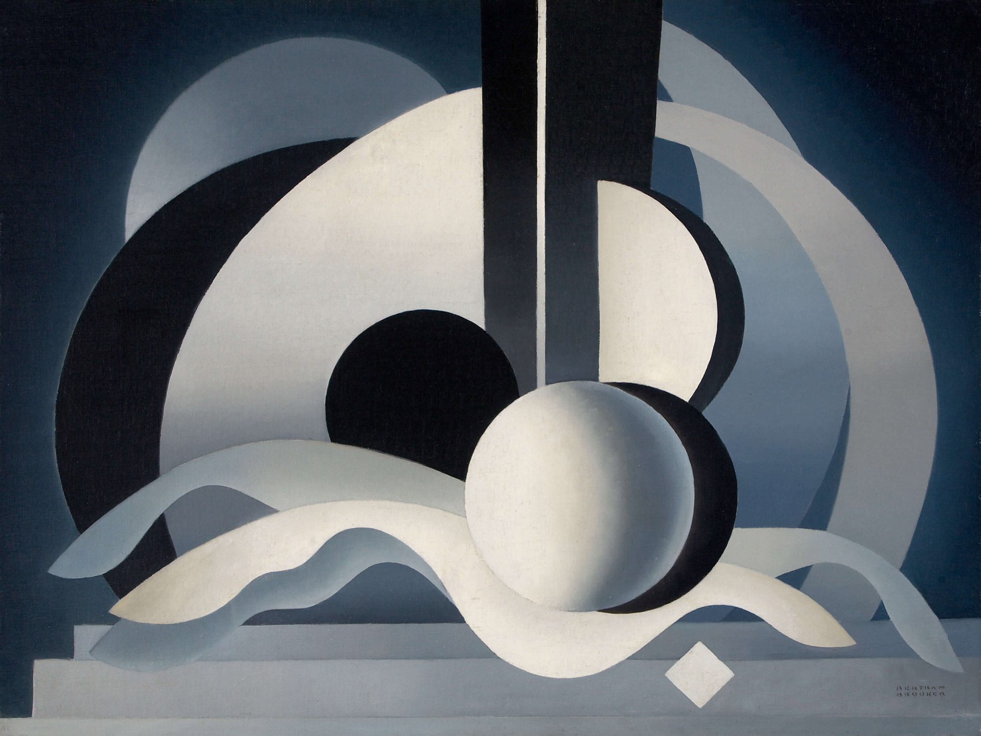Bertram Brooker, Symphonic Forms, 1947