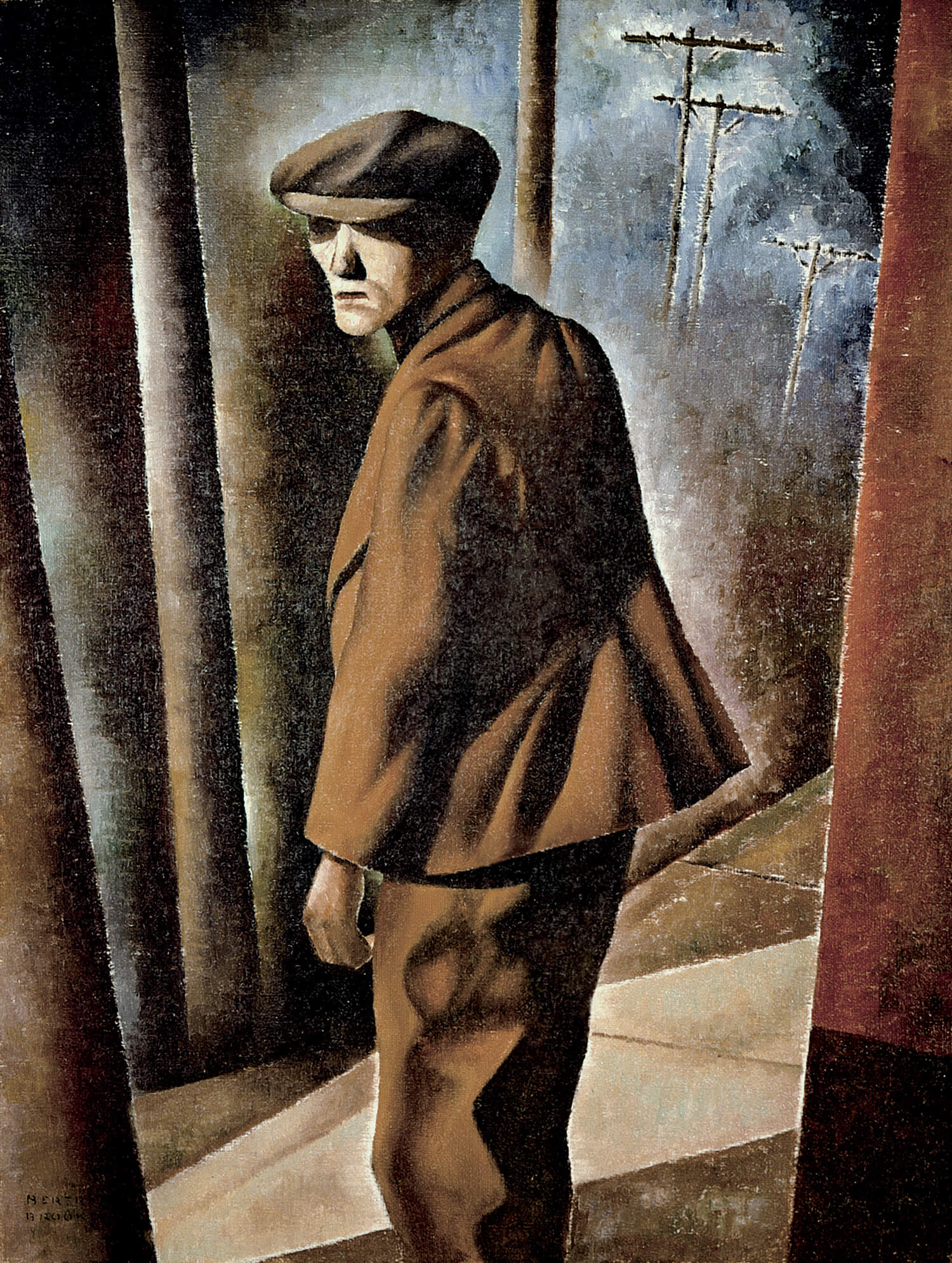 Bertram Brooker, The Recluse, 1939