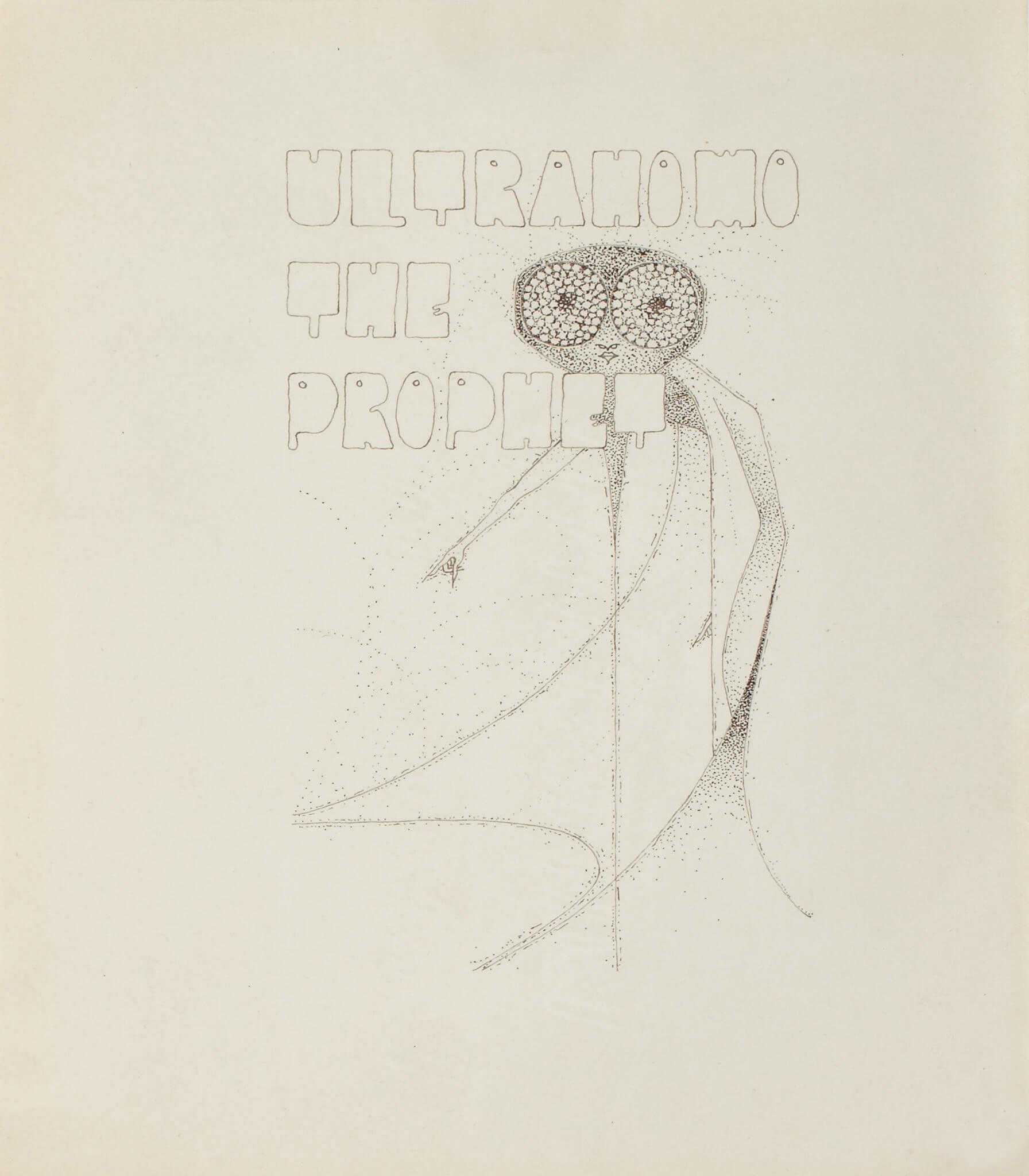 Bertram Brooker, Ultrahomo, c.1912–13