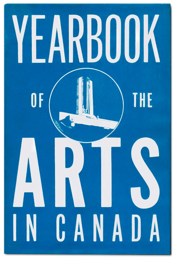 Yearbook of the Arts in Canada, 1936