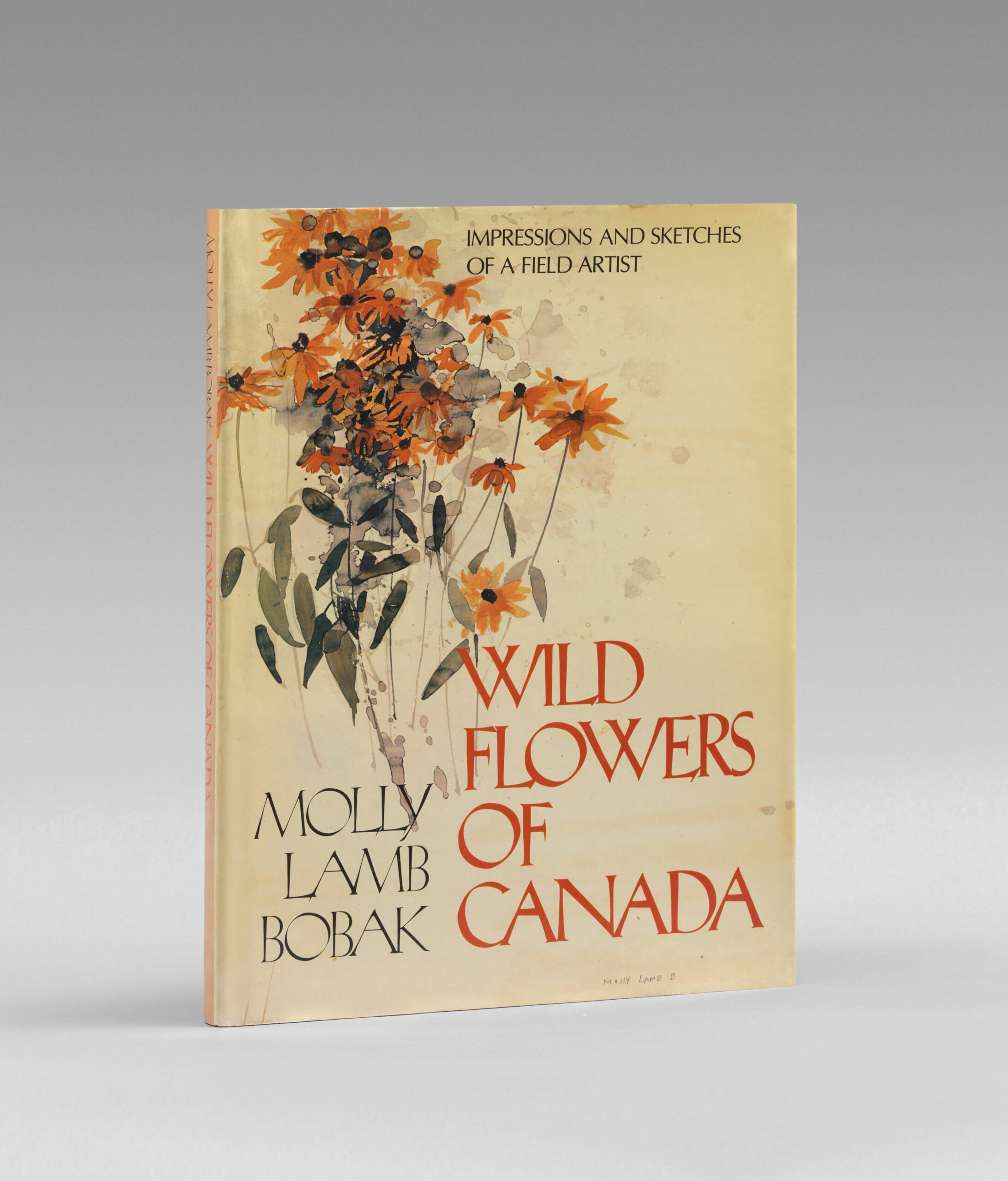 Wild Flowers of Canada: Impressions and Sketches of a Field Artist