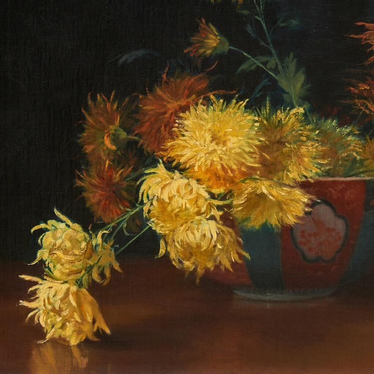 An Artist Blooms