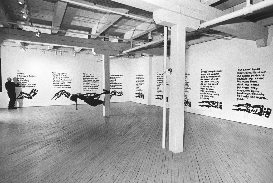 The Bodifestation of the Kite, 1984
