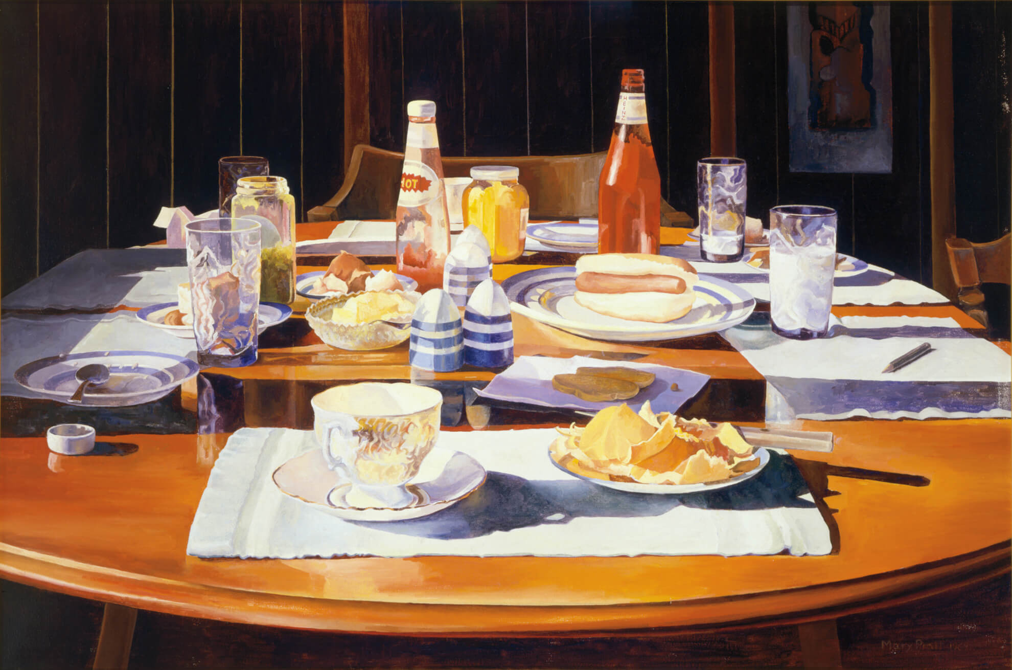 Supper Table, 1969