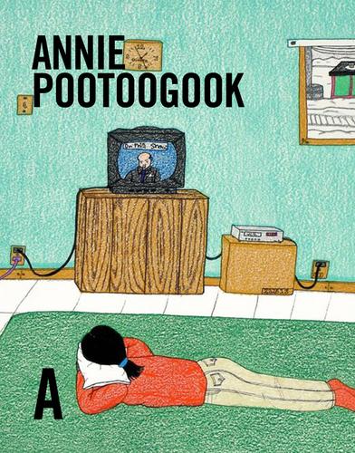 Annie Pootoogook: Sa vie et son œuvre, par Nancy G. Campbell