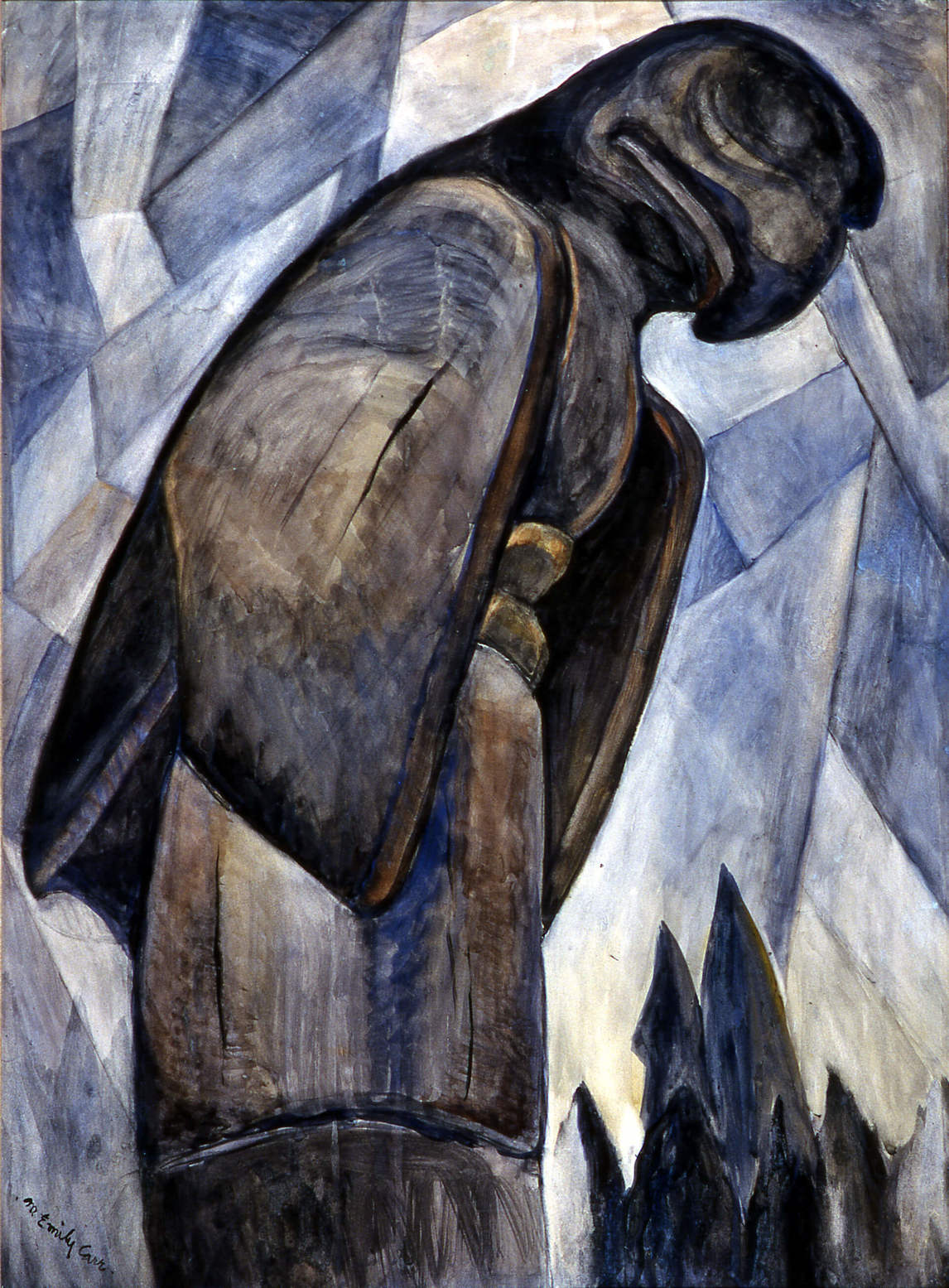 Art Canada Institute, Emily Carr, Big Eagle, Skidigate, B.C., 1929<
