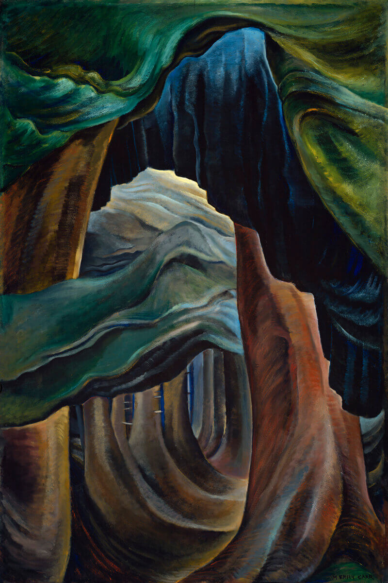 Emily Carr,Forest, British Columbia, 1931–32