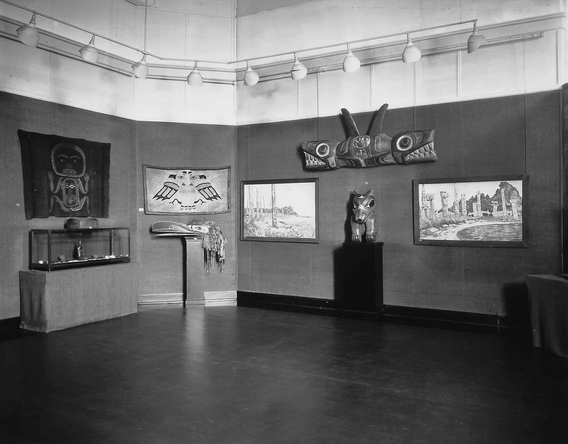 Art Canada Institute, Emily Carr, Exhibition of Canadian West Coast Art: Native and Modern, 1927
