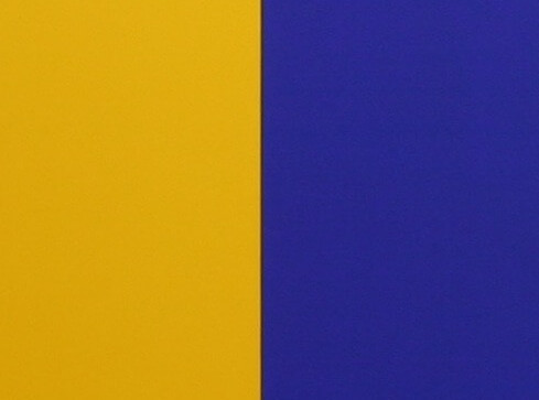 Yves Gaucher,Yellow, Blue & Red IV, 1999