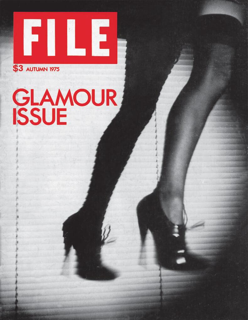 General Idea, The Glamour Issue: FILE Megazine, 1975