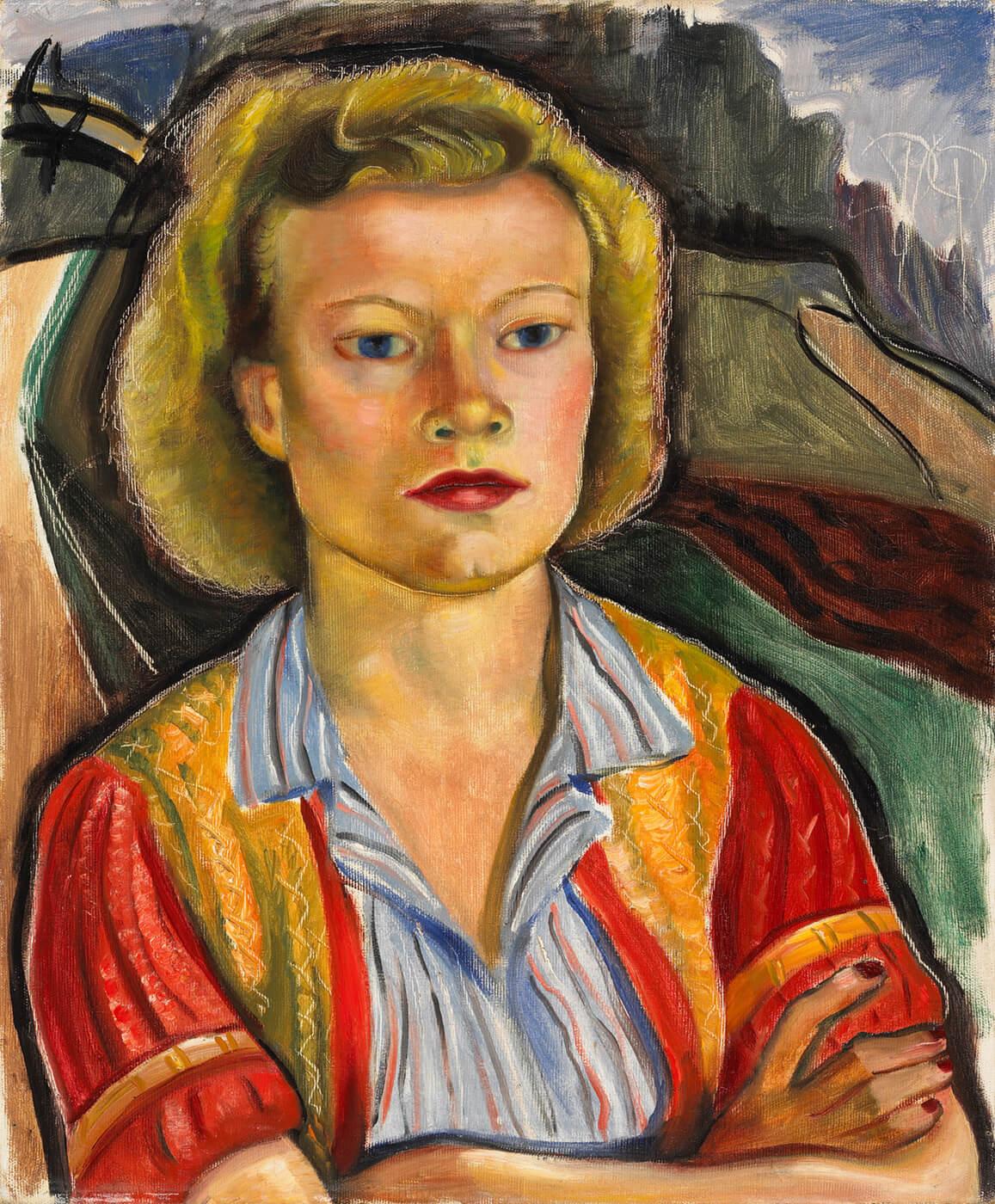 Prudence Heward, Farmer's Daughter, 1945