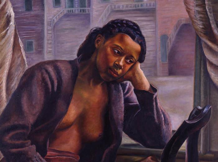 Prudence Heward, Girl in the Window, 1941