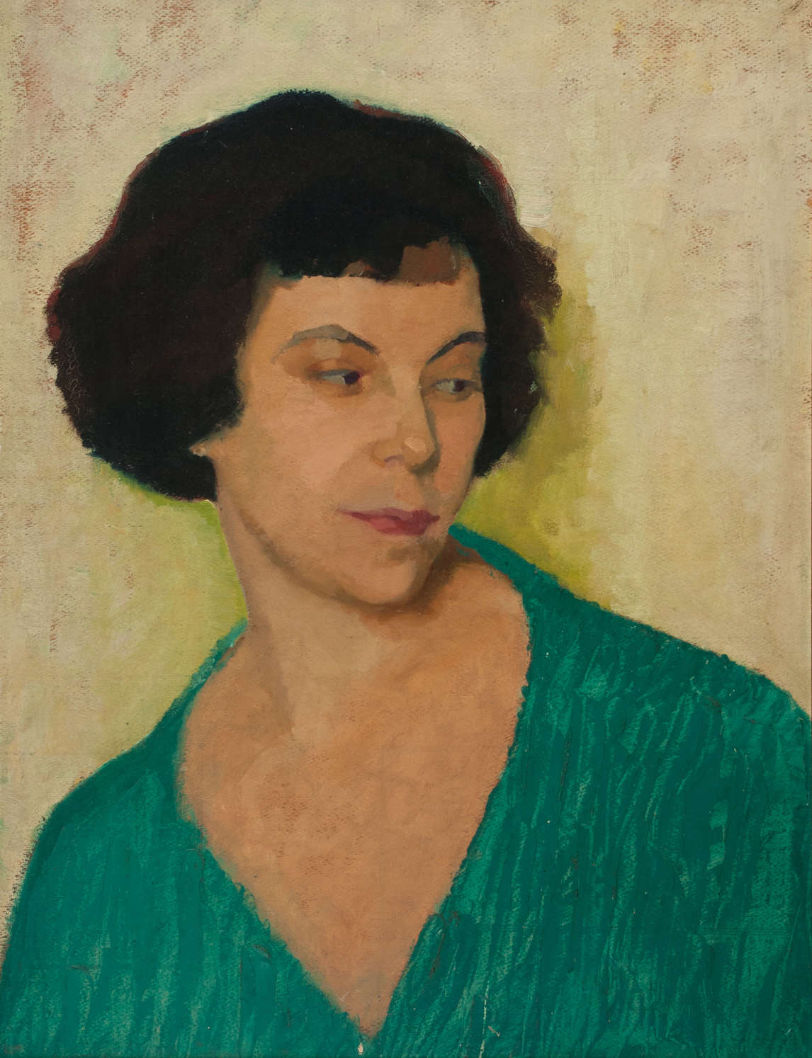 Art Canada Institute, Prudence Heward, Miss Lockerby, c. 1924