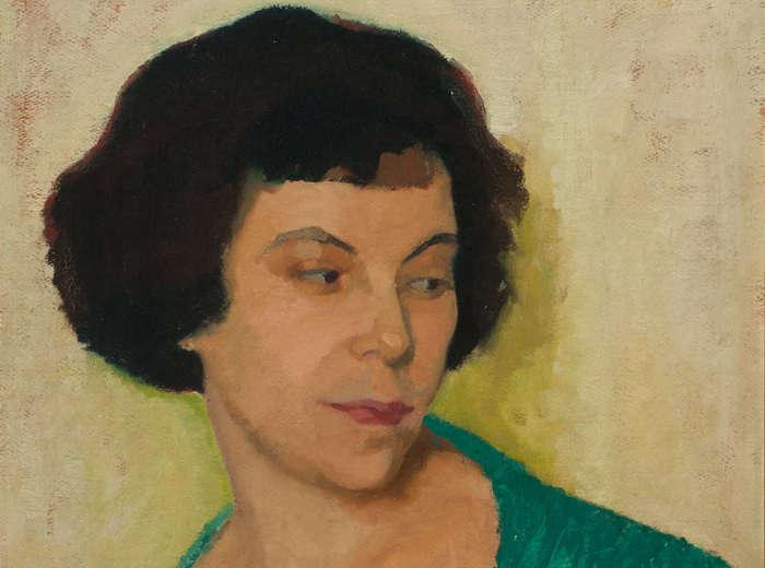 Prudence Heward, Miss Lockerby, c.1924