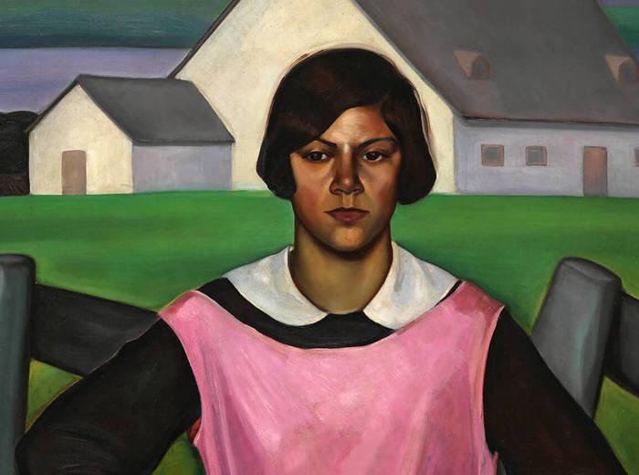 Prudence Heward, Rollande, 1929