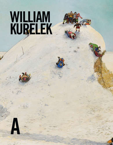 William Kurelek: Life & Work, by Andrew Kear