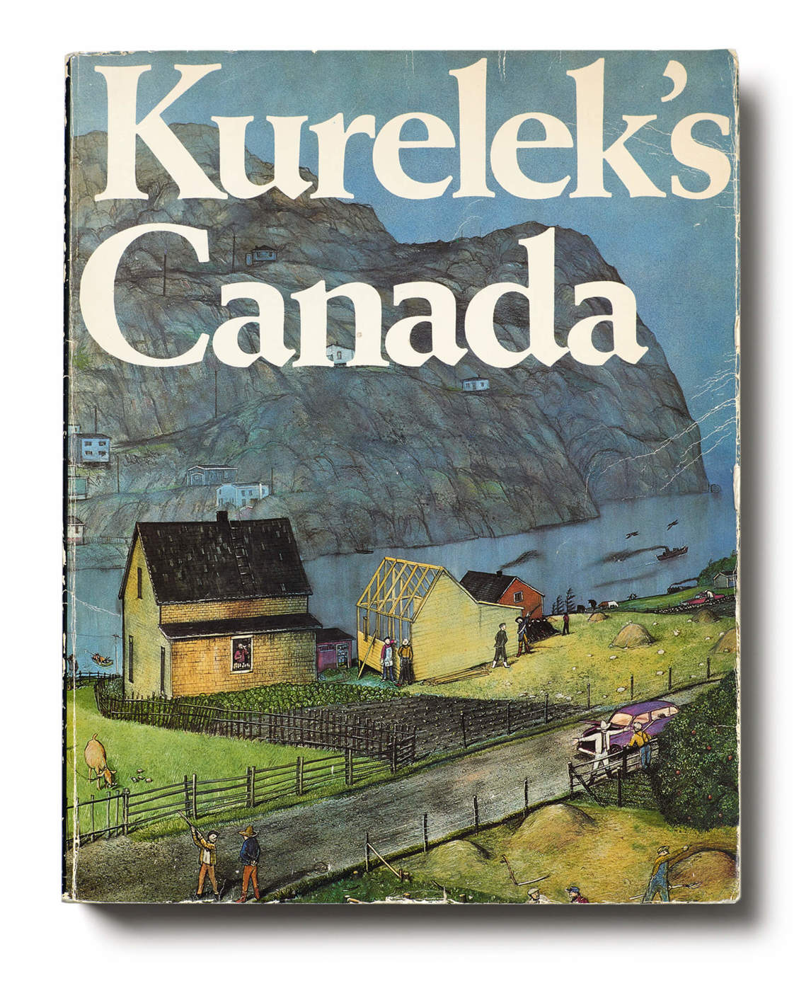 Art Canada Institute, William Kurelek,