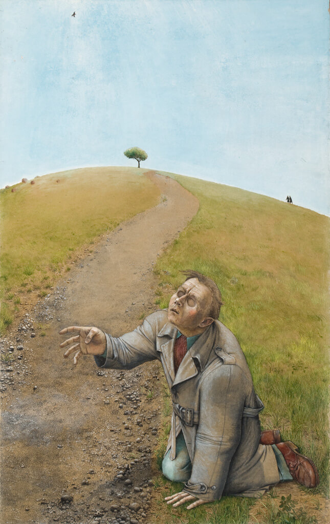 Art Canada Institute, William Kurelek, Lord That I May See, 1955