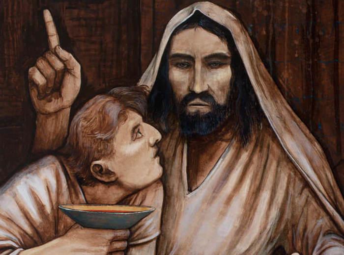 William Kurelek,Série La Passion du Christ, 1960-1963