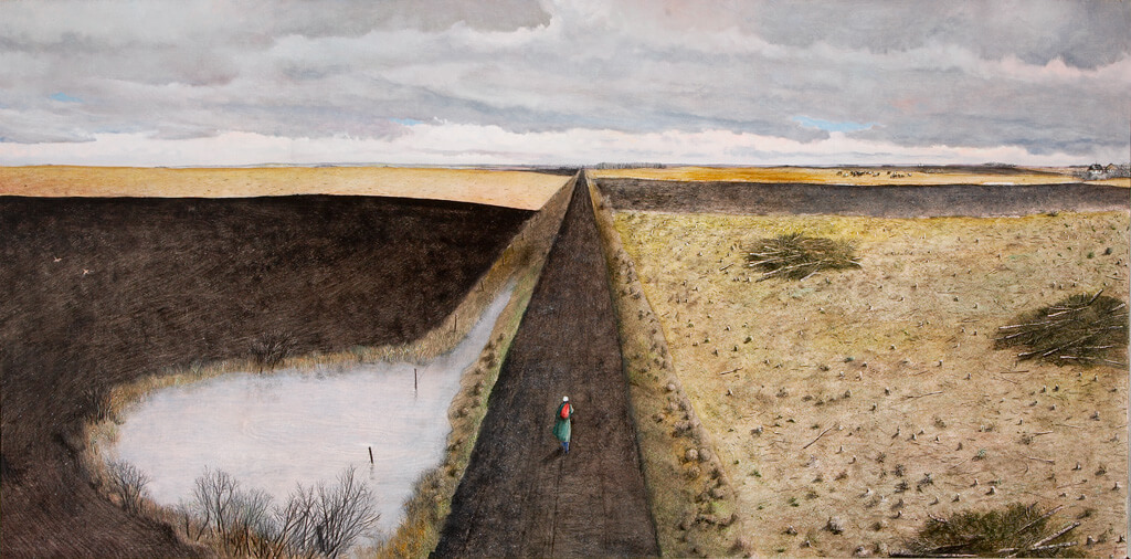 Art Canada Institute, William Kurelek, Piotr Jarosz, 1977