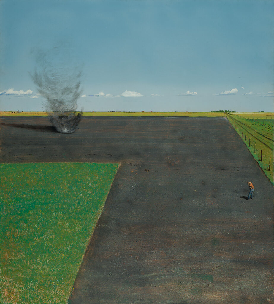 Art Canada Institute, William Kurelek, The Devil's Wedding, 1967