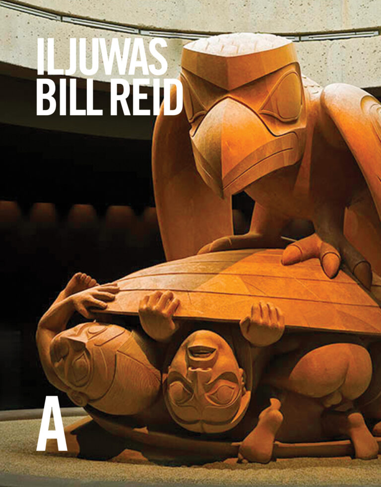 Iljuwas BillReid: Life & Work, by Gerald McMaster
