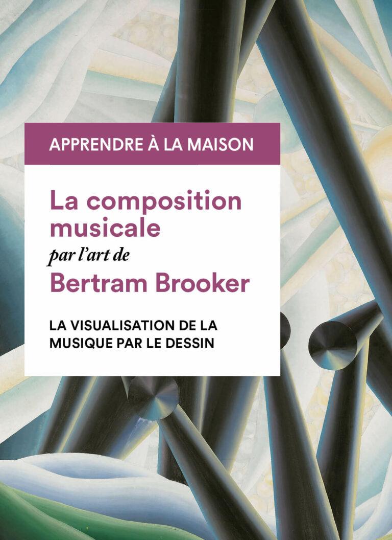 Bertram Brooker : la visualisation de la musique par le dessin