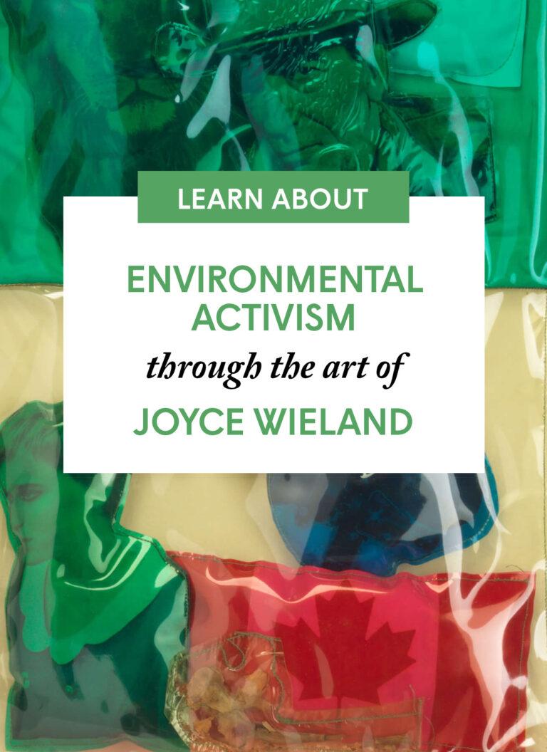 Environmental Activism through the art of Joyce Wieland