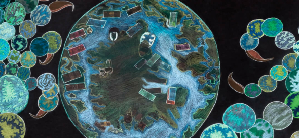 Shuvinai Ashoona : cartographier des univers