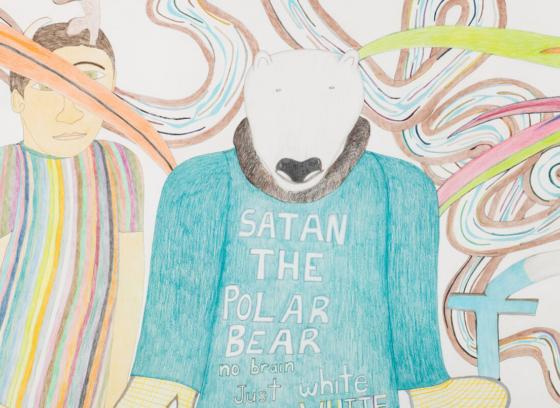 Satan et l'ours polaire