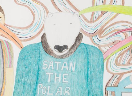 Satan the Polar Bear
