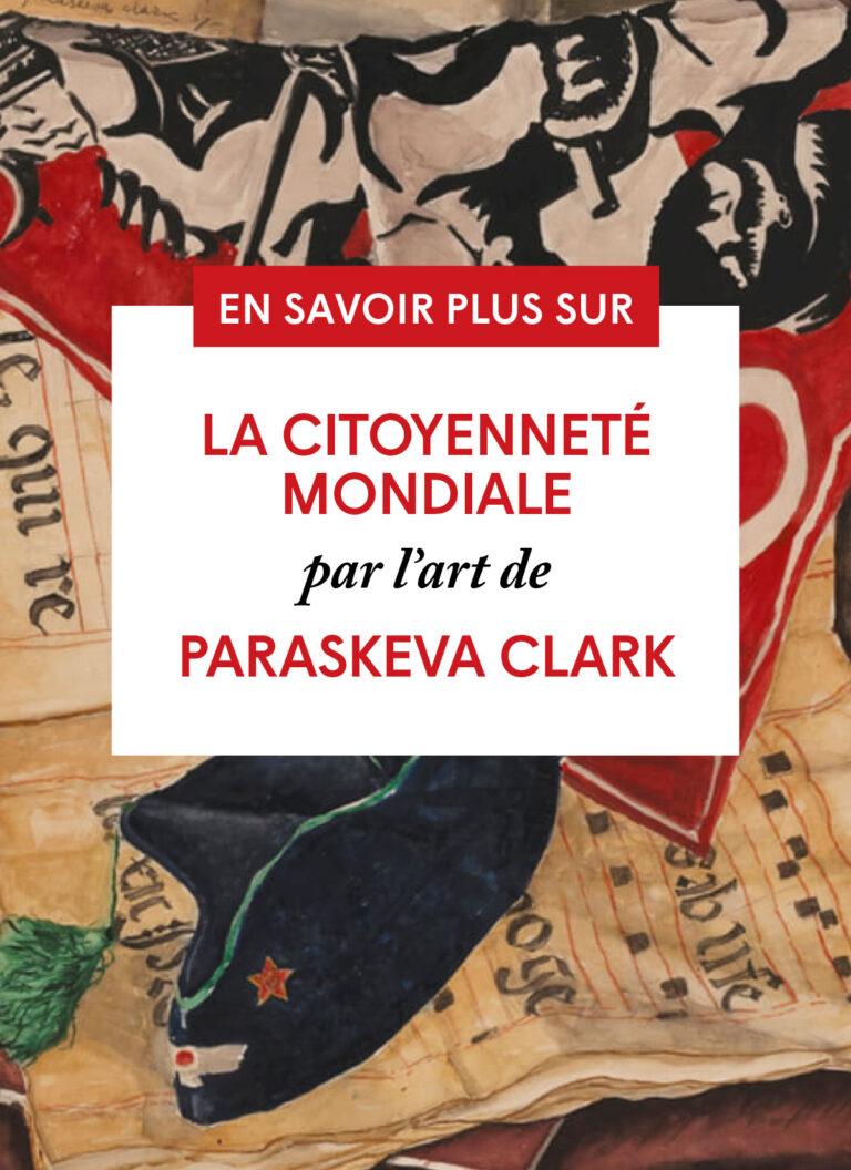 La citoyenneté mondiale par l'art de Paraskeva Clark