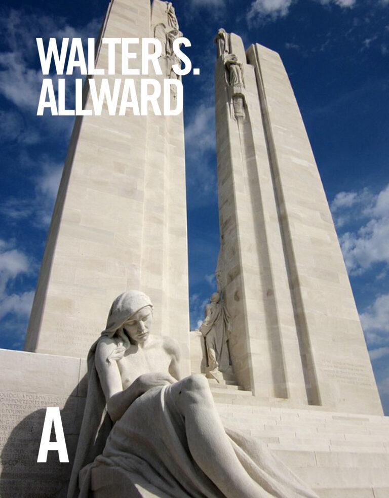 Walter S. Allward: Sa vie et son œuvre, Par Philip Dombowsky