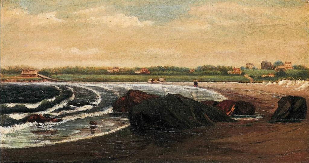 Untitled (Rhode Island Seascape)